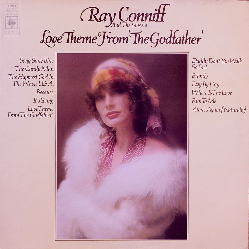 Ray Conniff and the Singers - Love Theme from the Godfather
