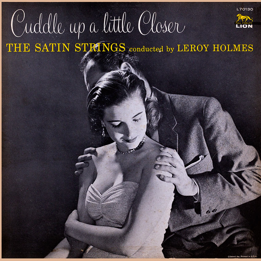 The Satin Strings - Cuddle Up A Little Closer