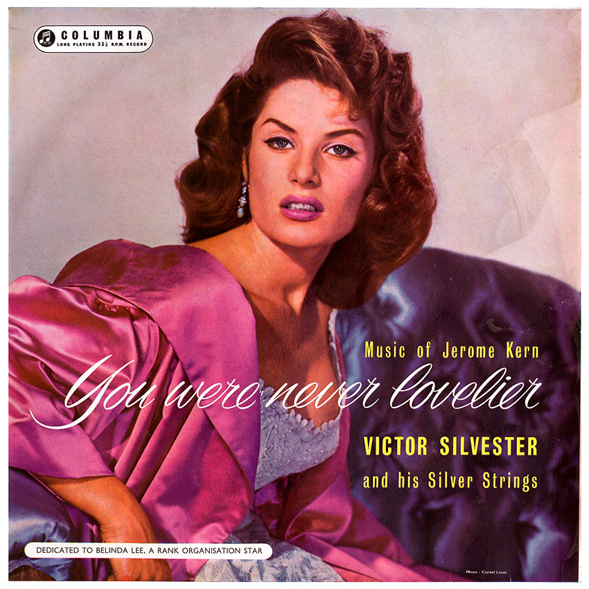 Victor Silvester and his Silver Strings – You Were Never Lovelier