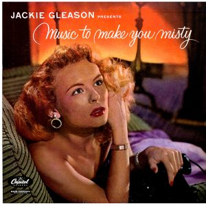 Jackie Gleeson presents Music To Make You Misty