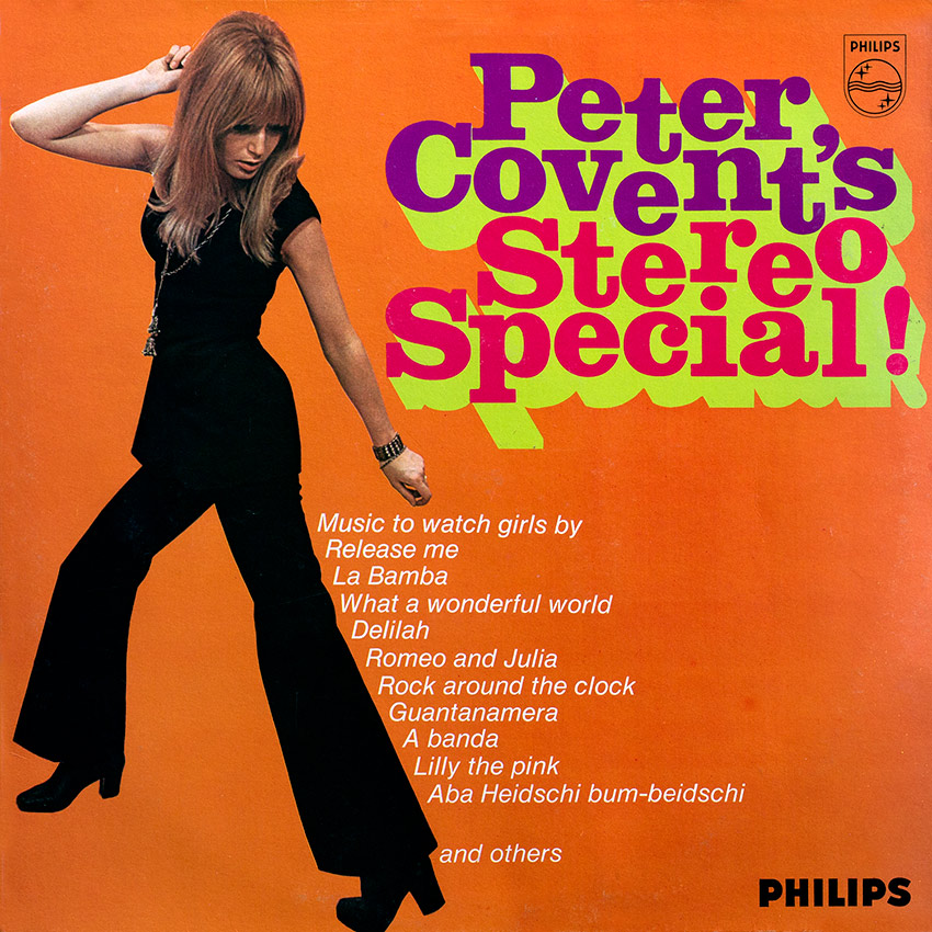 Peter Covent's Stereo Special!