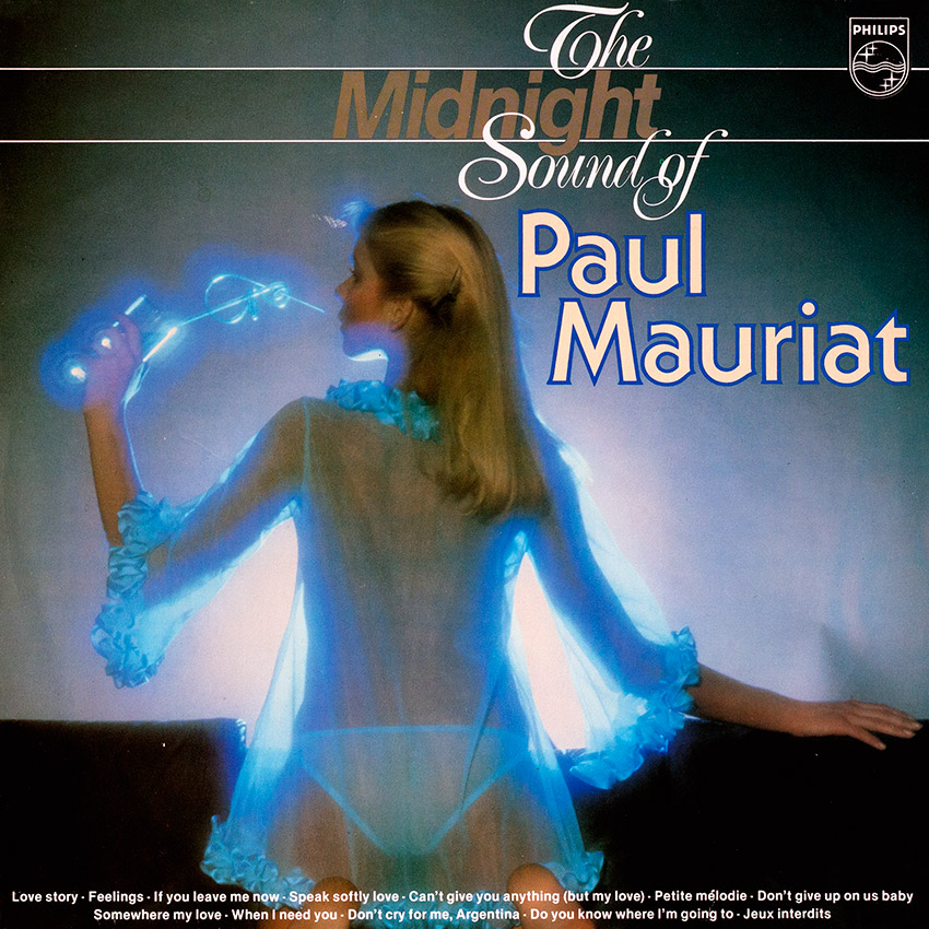 The Midnight Sound 0f Paul Mauriat